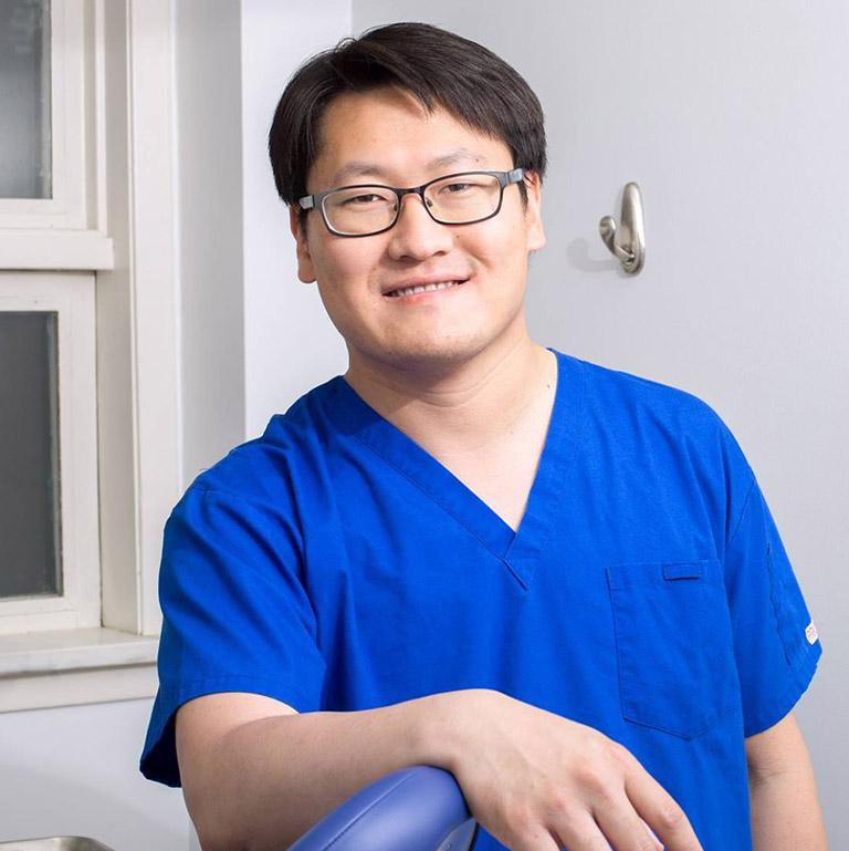 Dr. William Chin